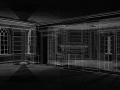 Living room point cloud