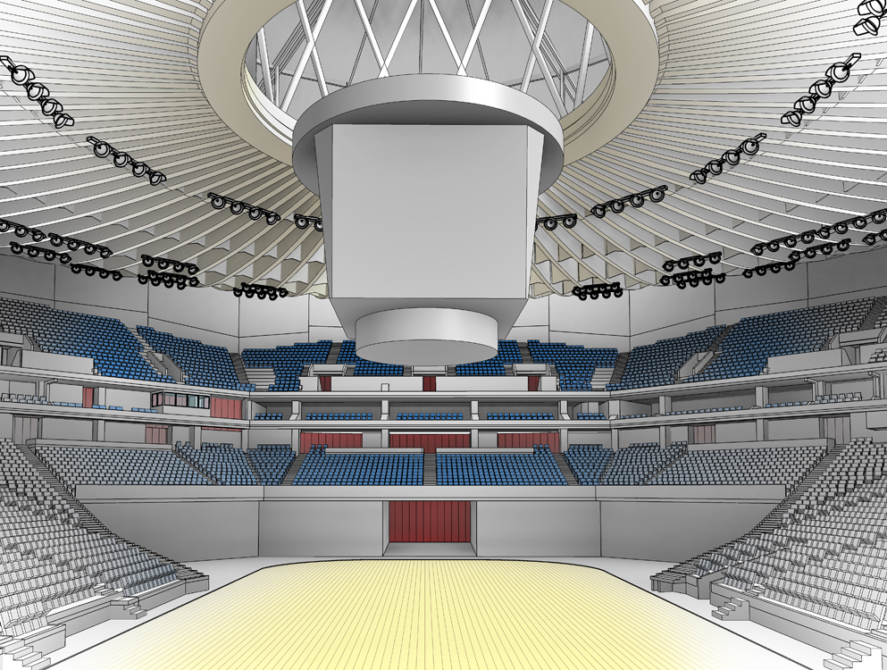Oracle Arena Lanmar Services