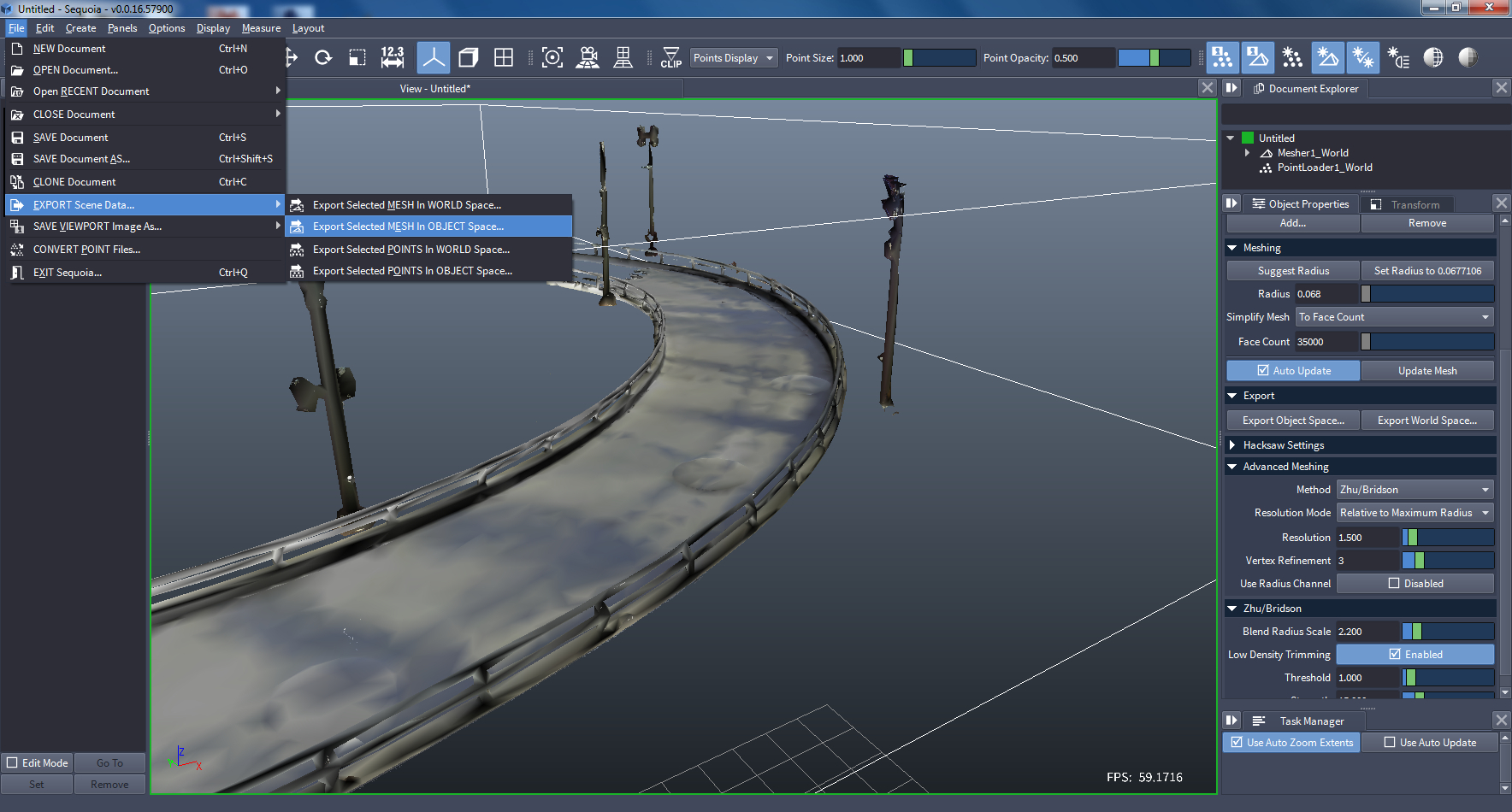 Sequoia Workflow Pic 12